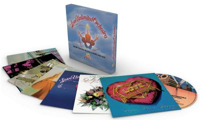 Love Unlimited Orchestra box set