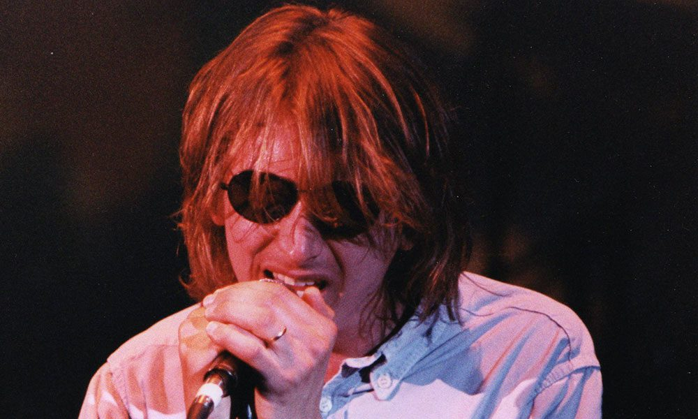 Mark Hollis photo by Pete Still and Redferns