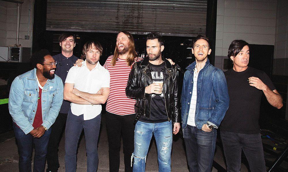 Maroon 5 Valentines Girls Like You