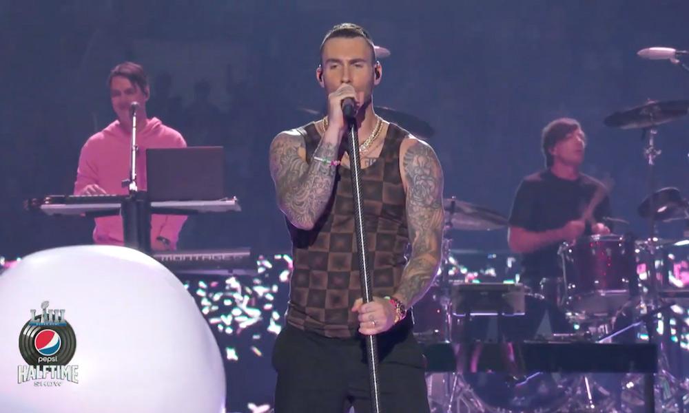 Maroon 5 Half-Time Show
