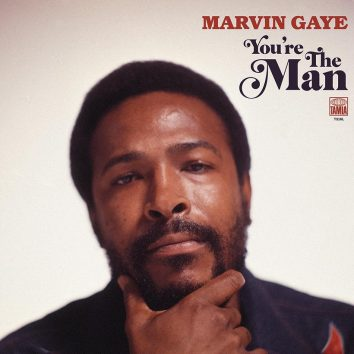 Marvin Gaye You're The Man