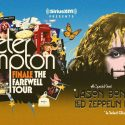 Peter Frampton Announces Extensive Farewell Tour