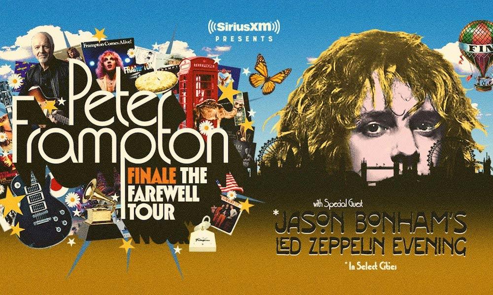Peter Frampton Finale The Farewell Tour