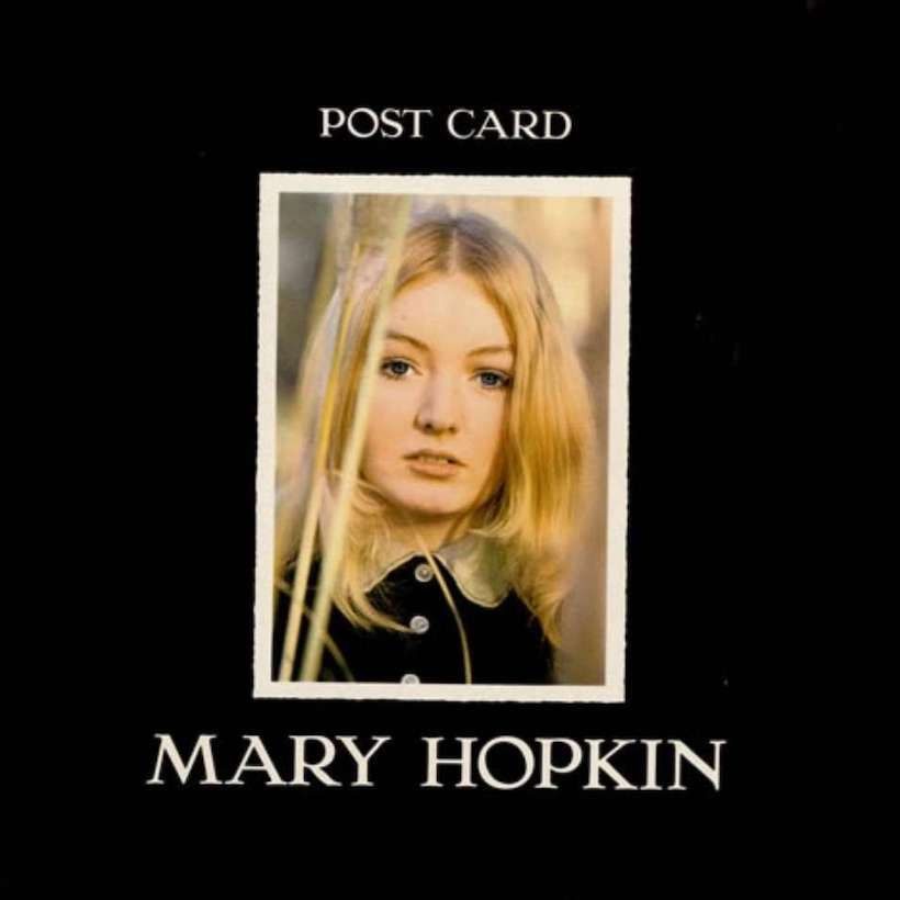 When Mary Hopkin Sent A 'Post Card' Via Paul McCartney