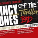 Quincy Jones To Perform 'Off The Wall', 'Thriller' and 'Bad' At Major London 02 Show