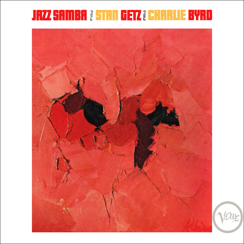 Stan Getz Charlie Byrd Jazz Samba Album cover web optimised 820 with border