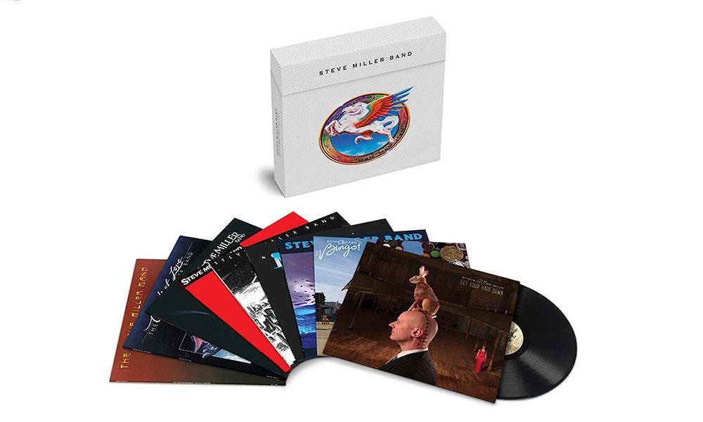 Steve Miller Band Complete Albums 2