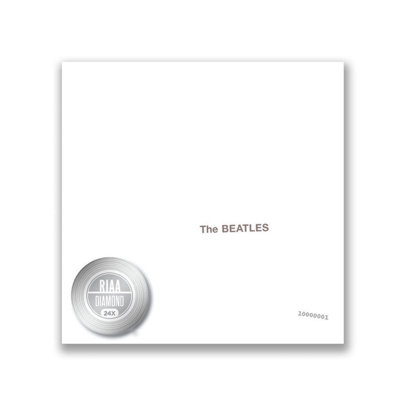 The Beatles' 'White Album' Becomes 4th-Highest Certified Release In US History