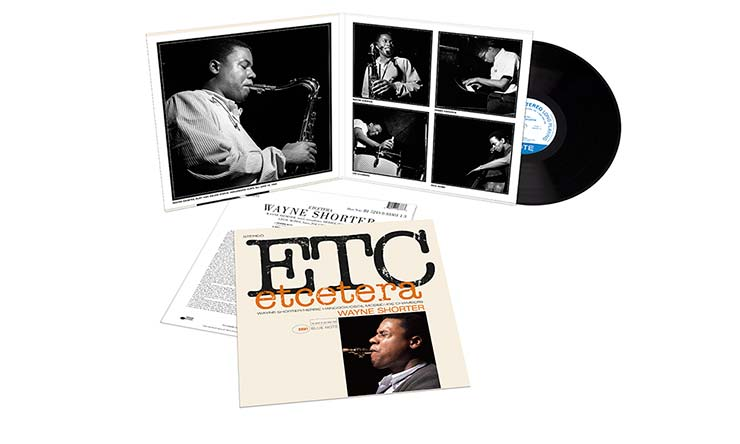 Wayne Shorter Etcetera Tone Poet reissue web optimised 740