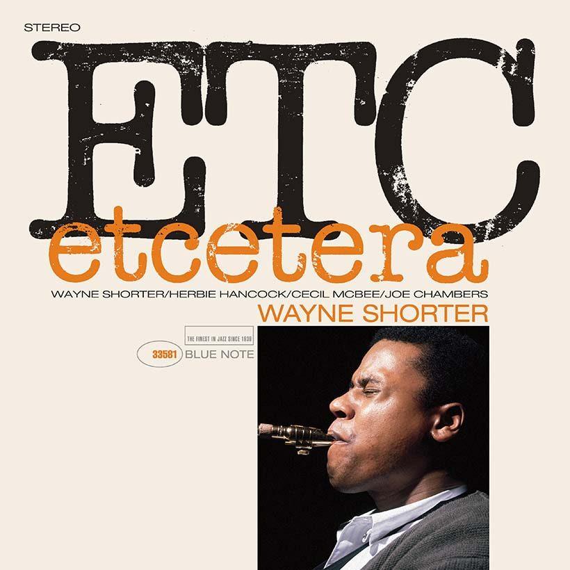 Wayne Shorter Etcetera album cover web optimised 820