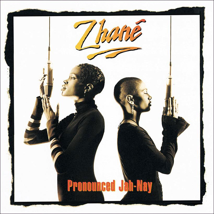 Zhané Pronounced Jah-Nay Album cover web optimised 820 with border