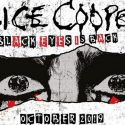 Alice Cooper Announces The 'Ol' Black Eyes Is Back' UK Tour For October