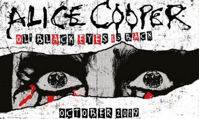 Alice Cooper Ol Black Eyes Tour