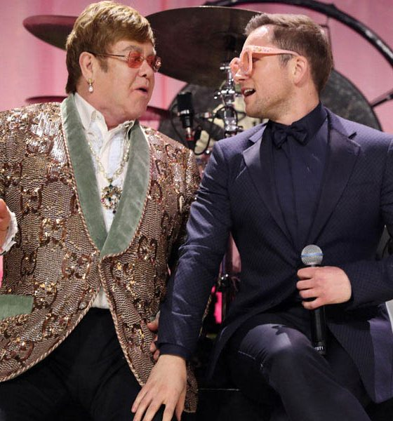 Elton John Taron Egerton Tiny Dancer
