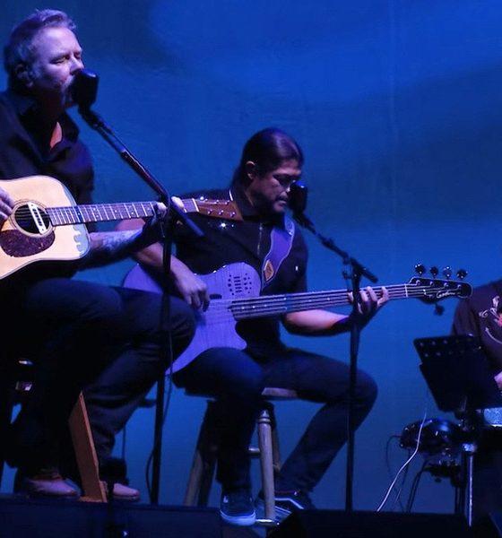 Metallica Donate To Irish Charities at Slane Castle
