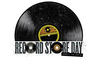 Record Store Day Logo