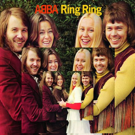 ABBA Ring Ring album cover