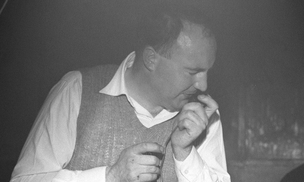 Cyril Davies Performing Live at Ealing Jazz Club