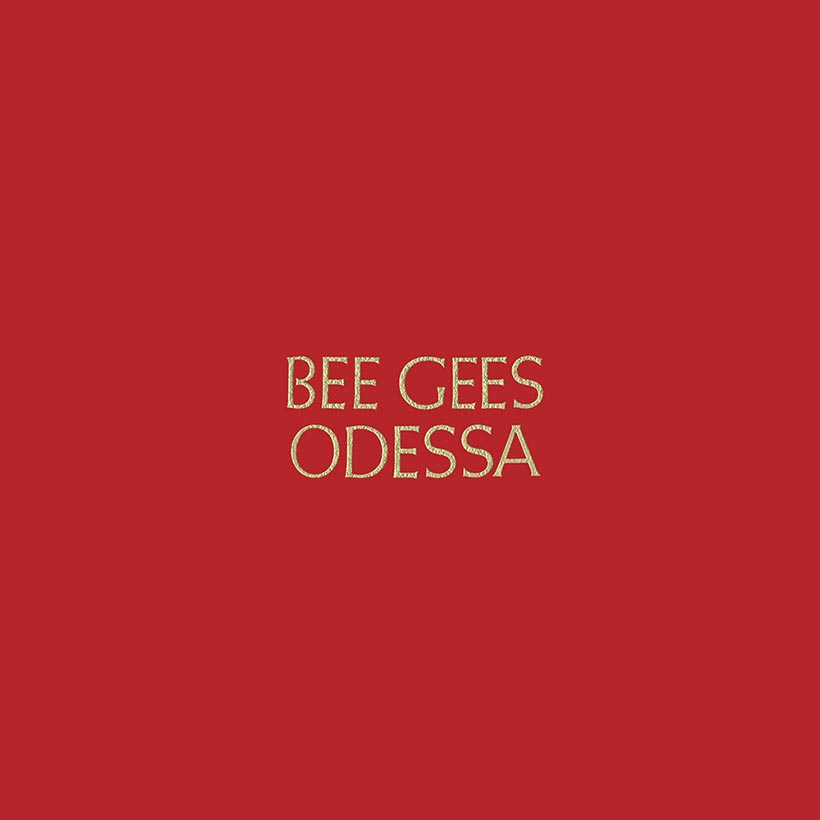 Bee Gees Odessa album cover