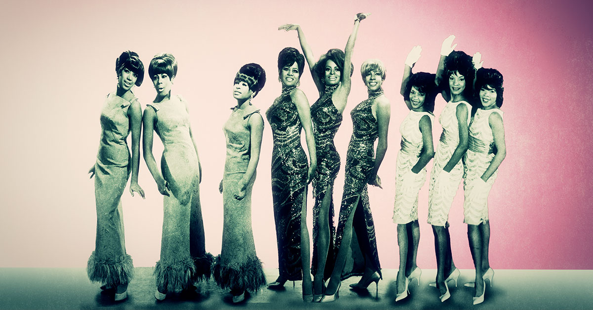 Best Motown Girl Groups: 10 Essential Acts You Need To Know
