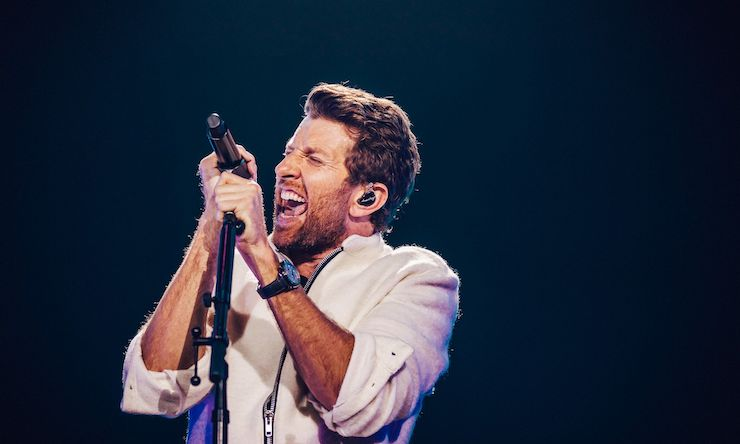 Brett Eldredge C2C 2019 approved photo Luke Dyson