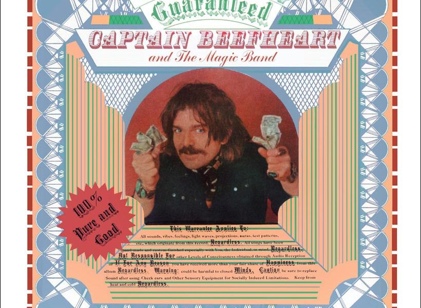 Unconditionally Guaranteed: Prime Beefheart Or Over-Promised Effort?