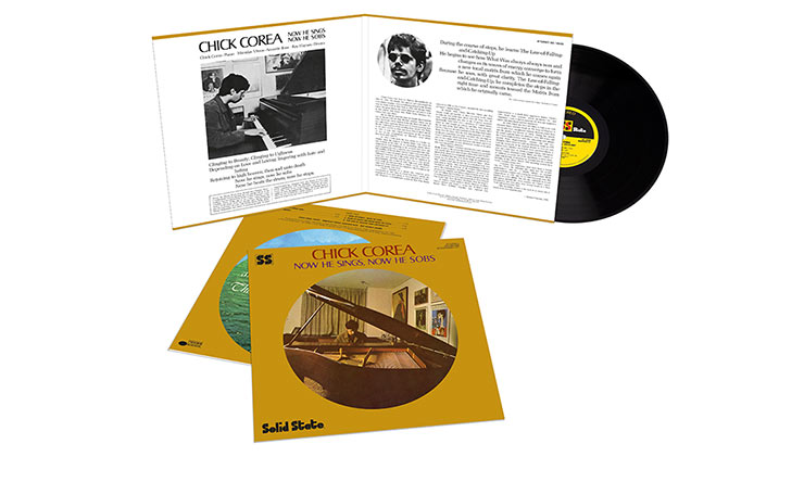 Chick Corea  3D artwork web optimised 740