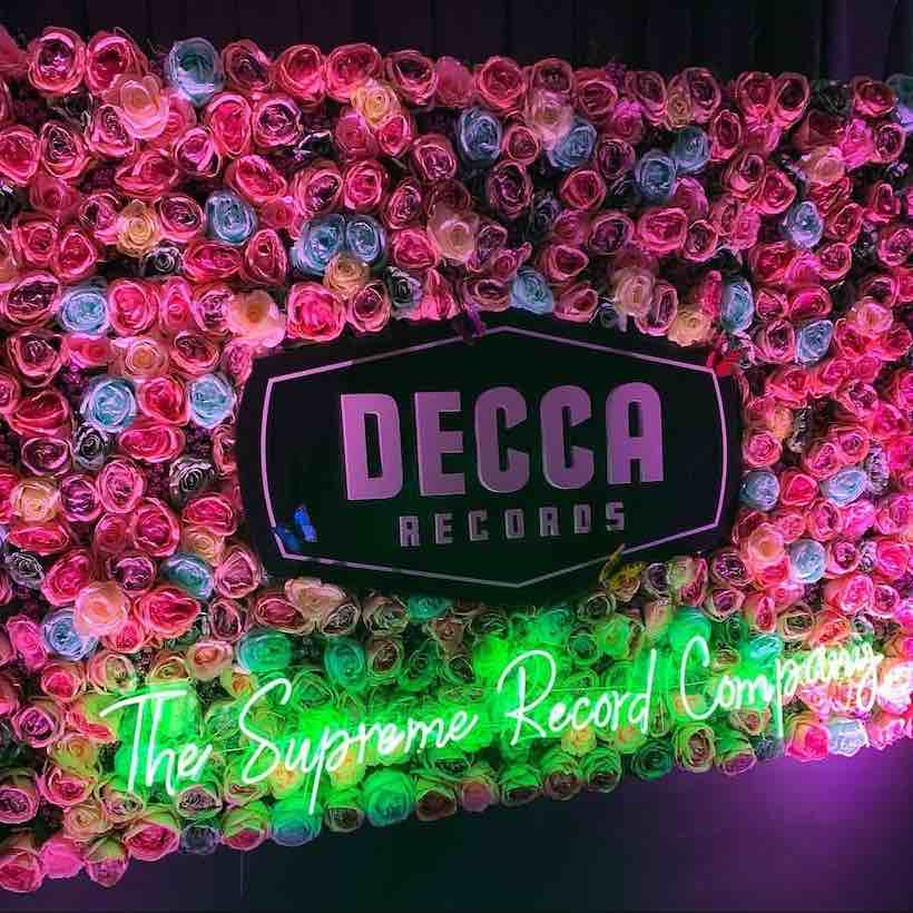 Decca 90 party