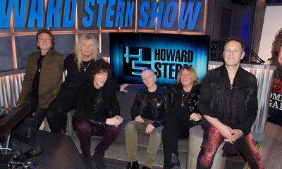 Def Leppard Howard Stern