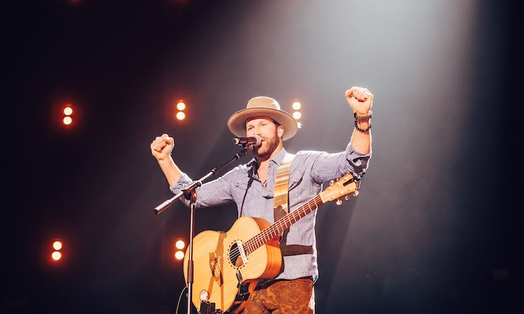 Drake White C2C 2019 approved photo Luke Dyson