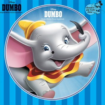 Picture Disc Vinyl Dumbo Soundtrack