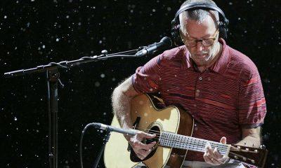Eric Clapton 2018 press shot