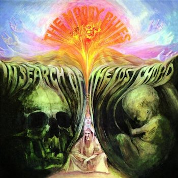 In Search Of The Lost Chord Moody Blues