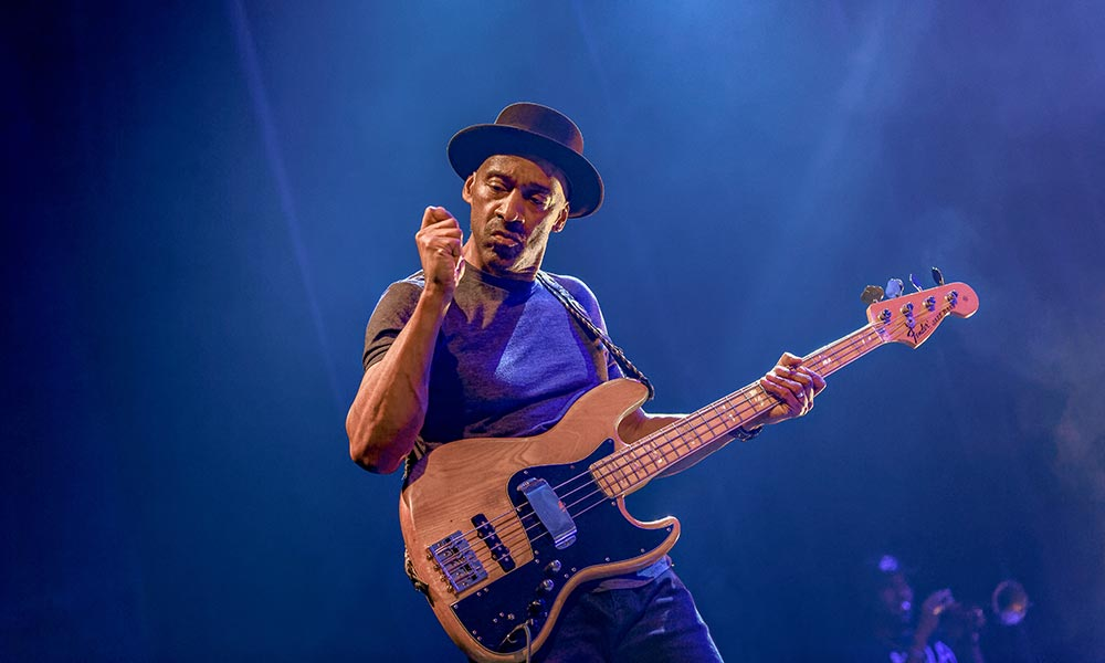 Marcus Miller Thierry Duboc 2018 1000