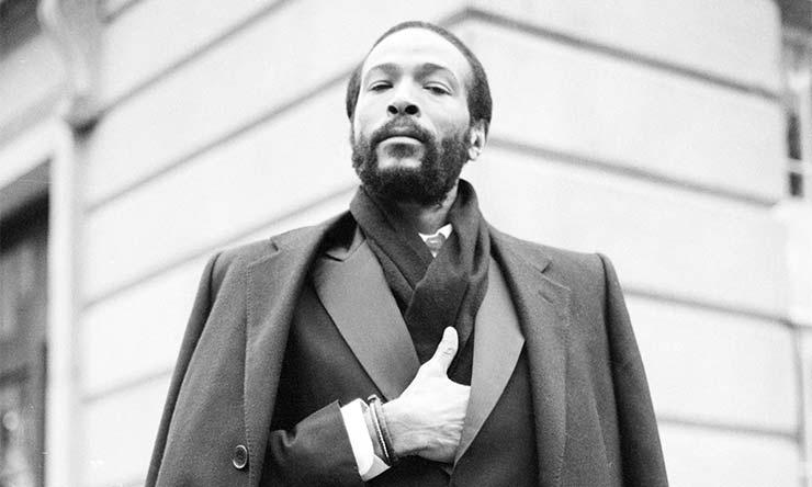 Marvin Gaye Marvin Gaye You're The Man inner image