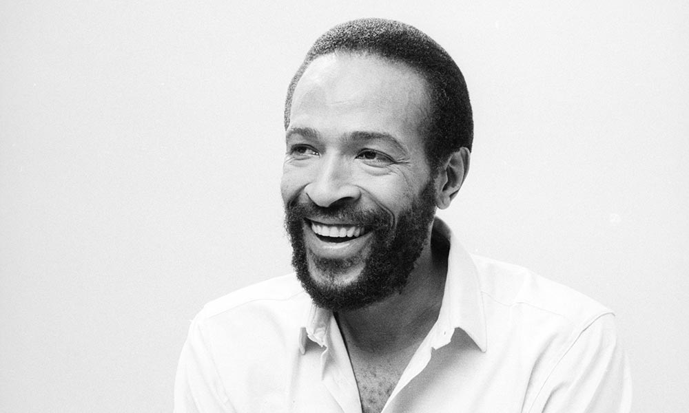 Listen To New Remix Of 'Symphony' From Marvin Gaye's 'You're The Man'