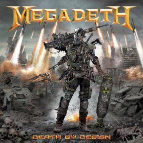 Megadeth Design By Design