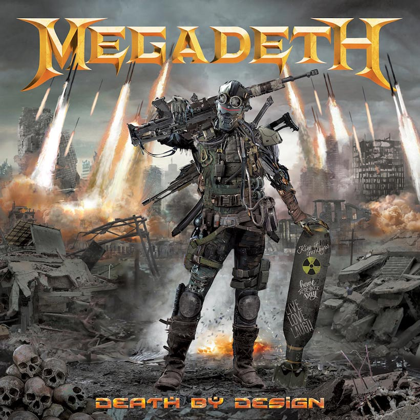 Megadeth Design By Design