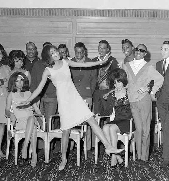 Motown invasion photo Motown/EMI-Hayes Archives