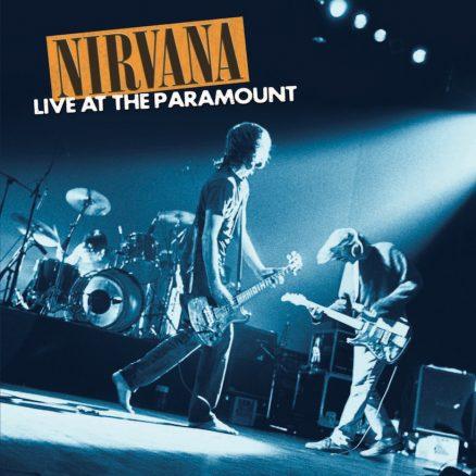 Nirvana Live At The Paramount