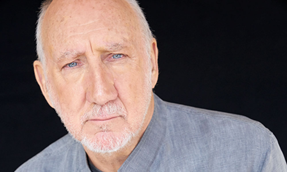 Pete Townshend Age Of Anxiety Press Shot 2019 courtesy of Coronet
