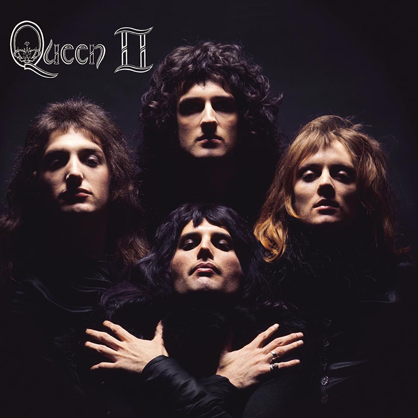 Queen II album cover 820
