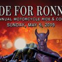 Fifth Annual 'Ride For Ronnie' Announced For Ronnie James Dio Cancer Fund