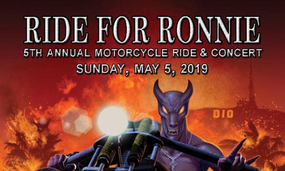 Ride For Ronnie James Dio
