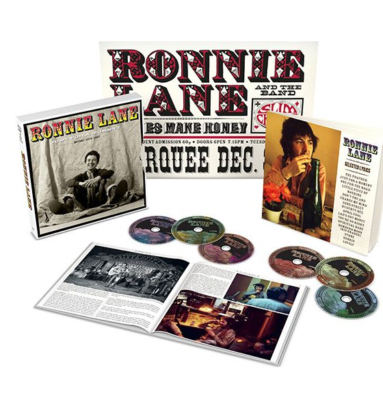 Ronnie Lane Just For A Moment exploded packshot [02] web optimised 1000