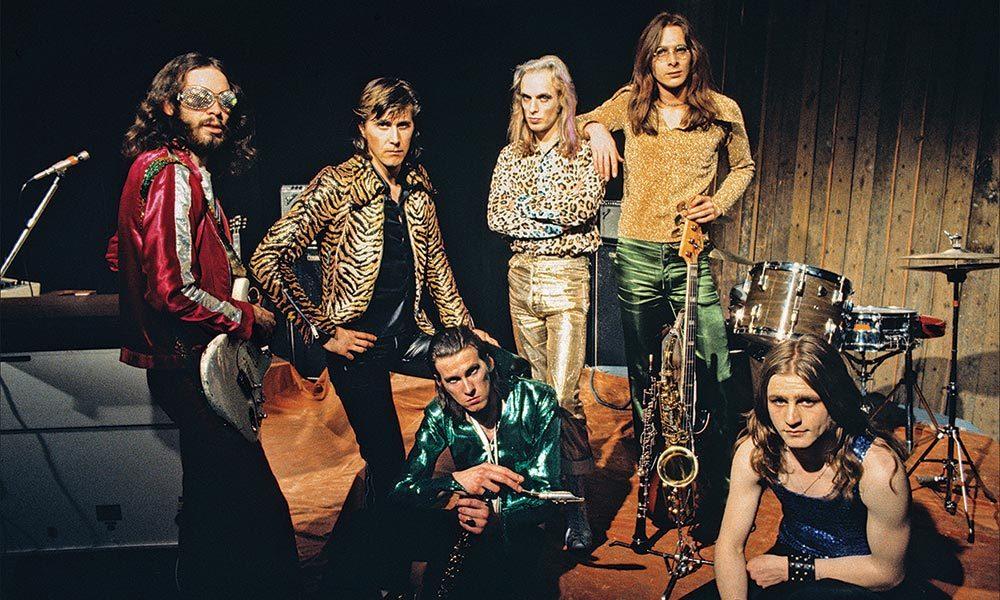 Bryan Ferry Roxy Music Reunite