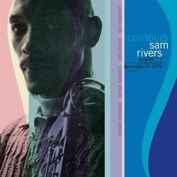 Sam Rivers Contours album cover web optimised 820