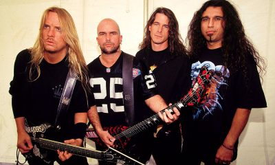 Slayer photo by Mick Hutson and Redferns