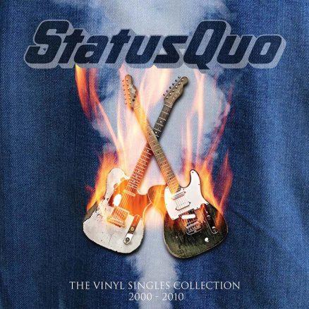 Status Quo Vinyl Singles 2000-2010