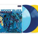 Limited Colour Vinyl Edition For Moody Blues' 'Live At The BBC' Set